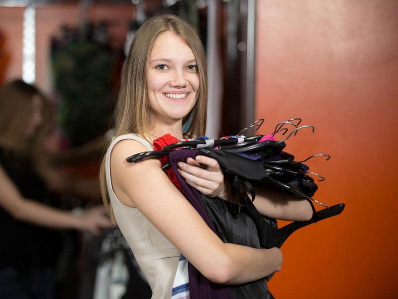 How to avoid the back to school shopping blues