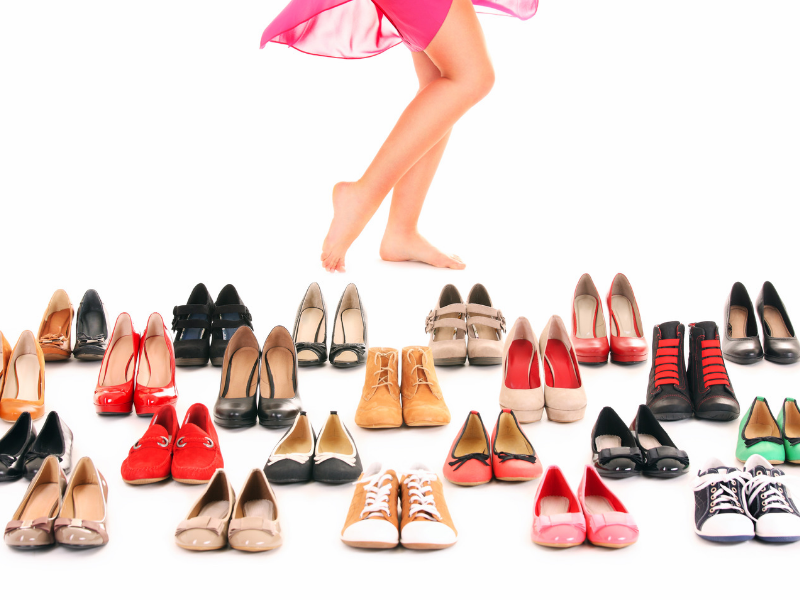 5 Shoes every woman needs in her closet